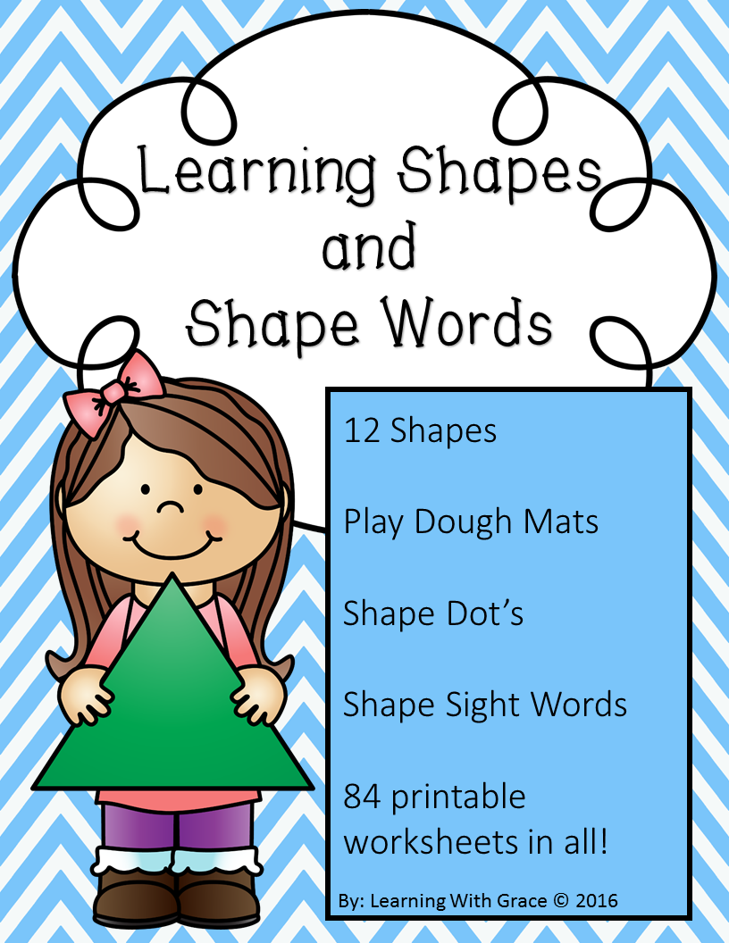 Learning Shapes and Shape Words