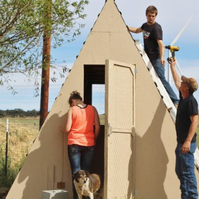 A Vlog About Our New Frugal Chicken Coop and 10 Things You Should Consider BEFORE Building or Buying Your Coop