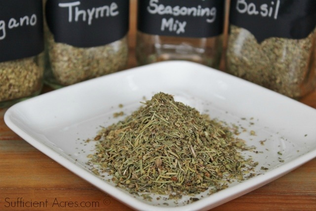 Italian Seasoning Homemade